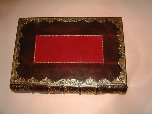 D Bookbinding & Royal Binding in the style of Wm Nott