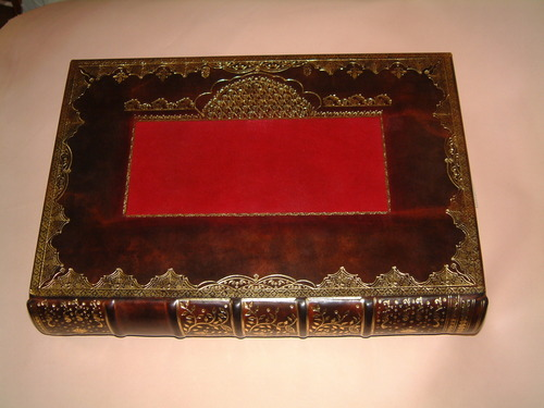 E Bookbinding & Royal Binding in the style of Wm Nott