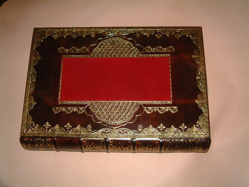 F Bookbinding & Royal Binding in the style of Wm Nott