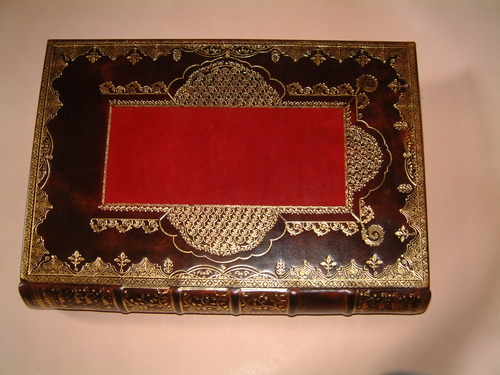 H Bookbinding & Royal Binding in the style of Wm Nott