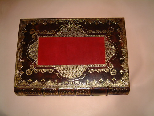 G Bookbinding & Royal Binding in the style of Wm Nott